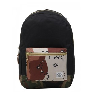 Black Friday 2020 | Herschel Sac à dos Settlement black desert camo vente