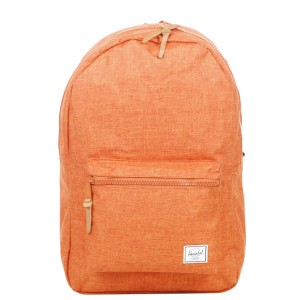 Herschel Sac à dos Settlement burnt orange crosshatch vente