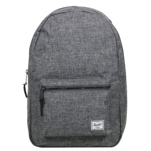 Black Friday 2020 | Herschel Sac à dos Settlement raven crosshatch black vente