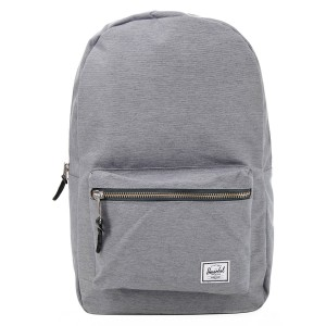 Herschel Sac à dos Settlement mid grey crosshatch vente