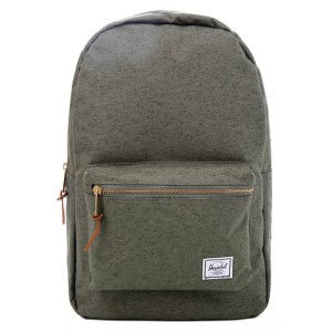 [Black Friday 2019] Herschel Sac à dos Settlement ivy green slub vente