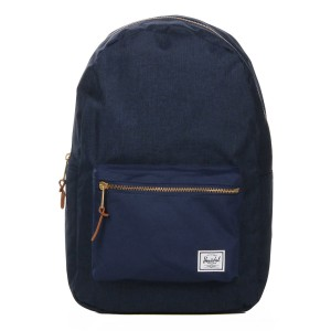 Vacances Noel 2019 | Herschel Sac à dos Settlement medievel blue crosshatch/medievel blue vente