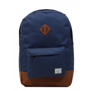 Black Friday 2020 | Herschel Sac à dos Heritage navy/tan vente