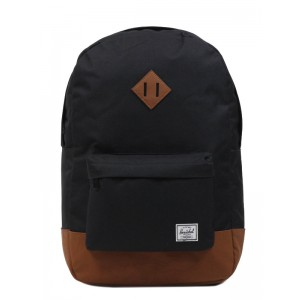 Black Friday 2020 | Herschel Sac à dos Heritage black/tan vente