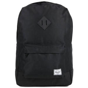 Black Friday 2020 | Herschel Sac à dos Heritage black/black vente