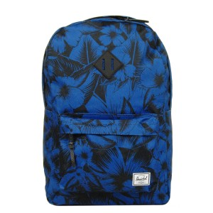 Black Friday 2020 | Herschel Sac à dos Heritage jungle floral blue vente