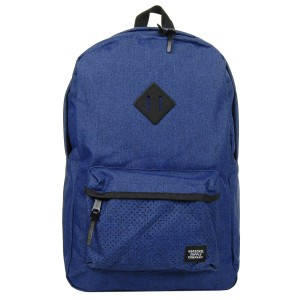 Herschel Sac à dos Heritage Aspect eclipse crosshatch/black rubber vente