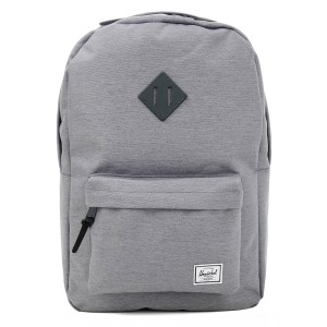 [Black Friday 2019] Herschel Sac à dos Heritage mid grey crosshatch vente
