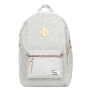 Vacances Noel 2019 | Herschel Sac à dos Heritage Offset light grey crosshatch/high rise vente