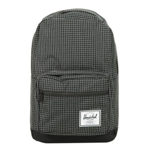 Herschel Sac à dos Pop Quiz black grid/black vente