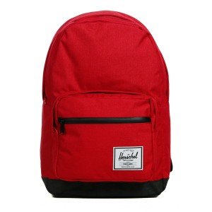 Vacances Noel 2019 | Herschel Sac à dos Pop Quiz barbados cherry crosshatch/black crosshatch vente