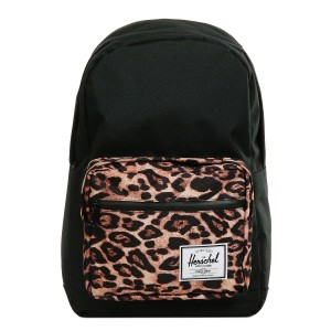 Herschel Sac à dos Pop Quiz black/desert cheetah vente