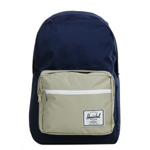 Black Friday 2020 | Herschel Sac à dos Pop Quiz peacoat/eucalyptus vente