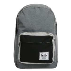Black Friday 2020 | Herschel Sac à dos Pop Quiz mid grey crosshatch/black vente