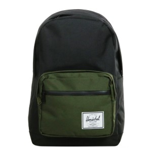 Vacances Noel 2019 | Herschel Sac à dos Pop Quiz black/forest night vente