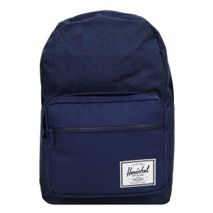 Herschel Sac à dos Pop Quiz medievel blue crosshatch/medievel blue vente
