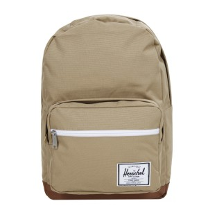 Herschel Sac à dos Pop Quiz kelp/saddle brown vente