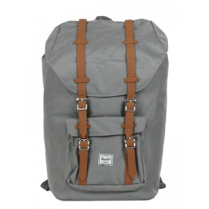 Herschel Sac à dos Little America grey/tan vente