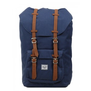 Black Friday 2020 | Herschel Sac à dos Little America navy/tan vente
