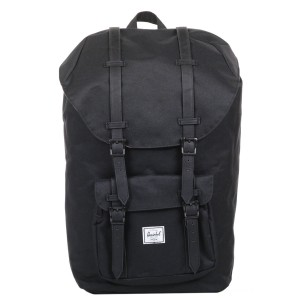 Black Friday 2020 | Herschel Sac à dos Little America black/black vente