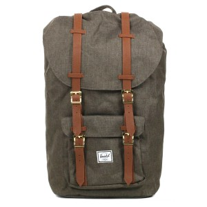 Black Friday 2020 | Herschel Sac à dos Little America canteen crosshatch/tan vente