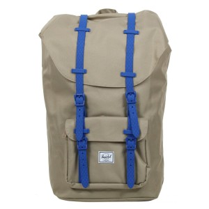 Black Friday 2020 | Herschel Sac à dos Little America brindle/cobalt native rubber vente