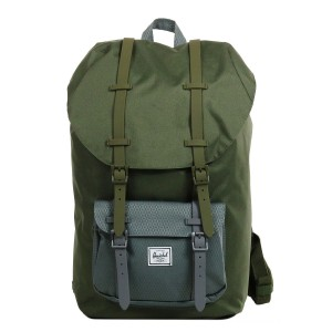 [Black Friday 2019] Herschel Sac à dos Little America ivy green/smoked pearl vente
