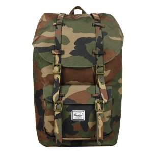 Black Friday 2020 | Herschel Sac à dos Little America woodland camo vente