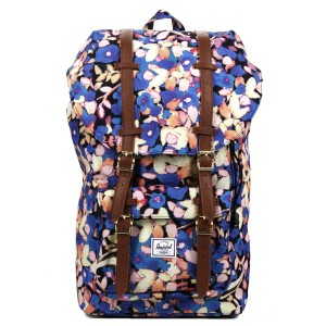 [Black Friday 2019] Herschel Sac à dos Little America painted floral vente
