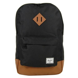 Black Friday 2020 | Herschel Sac à dos Heritage Mid Volume black/tan vente