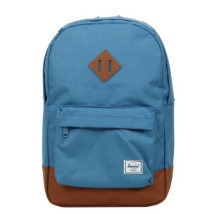 Black Friday 2020 | Herschel Sac à dos Heritage Mid Volume captain's blue/tan vente