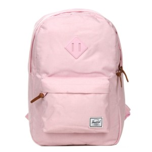 Black Friday 2020 | Herschel Sac à dos Heritage Mid Volume pink lady crosshatch vente