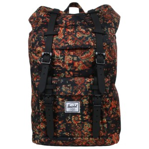 Black Friday 2020 | Herschel Sac à dos Little America Mid Volume century/black rubber vente