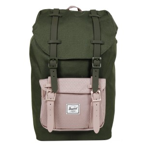 Herschel Sac à dos Little America Mid Volume forest night/ash rose vente