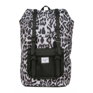 [Black Friday 2019] Herschel Sac à dos Little America Mid Volume snow leopard/ black vente