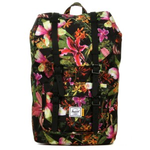 Herschel Sac à dos Little America Mid Volume jungle hoffman vente