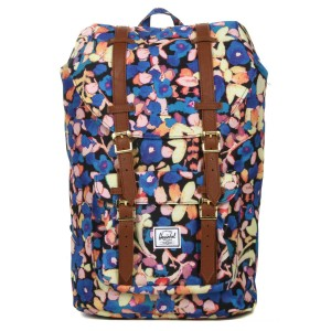 [Black Friday 2019] Herschel Sac à dos Little America Mid Volume painted floral vente
