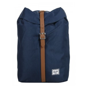Herschel Sac à dos Post Mid Volume navy vente
