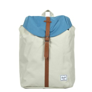 Black Friday 2020 | Herschel Sac à dos Post Mid Volume pelican/stellar/tan vente