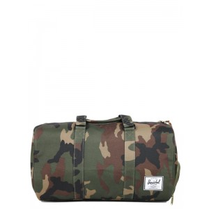 Black Friday 2020 | Herschel Sac de voyage Novel 52 cm woodland camo vente