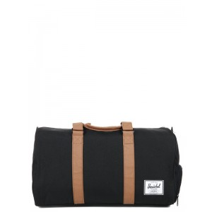 Herschel Sac de voyage Novel 52 cm black/tan vente