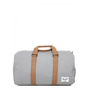 Herschel Sac de voyage Novel 52 cm grey/tan vente