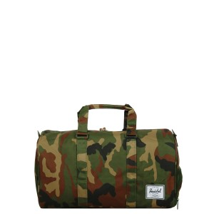 Black Friday 2020 | Herschel Sac de voyage Novel 52 cm woodland camo multi zip vente