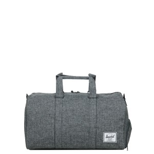 Black Friday 2020 | Herschel Sac de voyage Novel 52 cm raven crosshatch vente