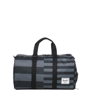 Black Friday 2020 | Herschel Sac de voyage Novel 52 cm routes/black vente
