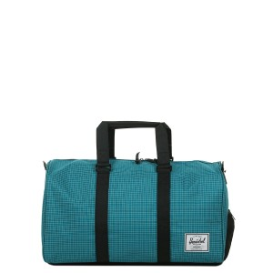 Vacances Noel 2019 | Herschel Sac de voyage Novel 52 cm ocean depths grid vente
