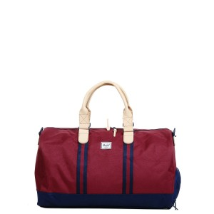 Vacances Noel 2019 | Herschel Sac de voyage Novel Offset 52 cm windsor wine/peacoat vente