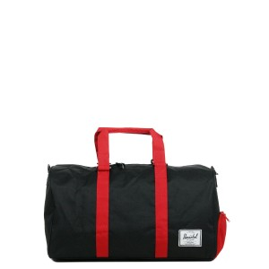 [Black Friday 2019] Herschel Sac de voyage Novel 52 cm black/scarlet vente