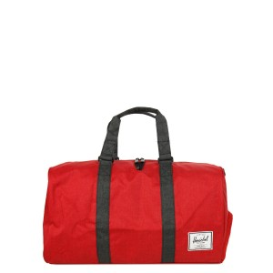 Vacances Noel 2019 | Herschel Sac de voyage Novel 52 cm barbados cherry crosshatch/black crosshatch vente