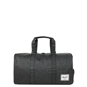 Black Friday 2020 | Herschel Sac de voyage Novel 52 cm black crosshatch vente